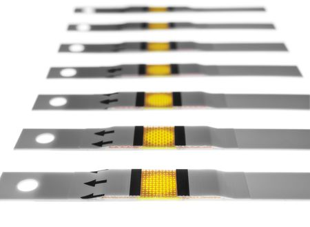 selfcontrol: Unused test strips for the analysis of blood glucose