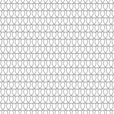 Abstract seamless pattern of Gray color for wallpapers and background Illustration