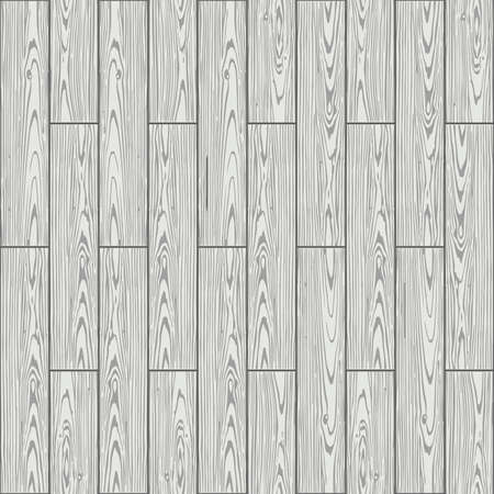 Wooden planks board vector seamless pattern. Background wood texture Illustration