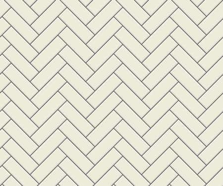 White seamless tiles vector texture