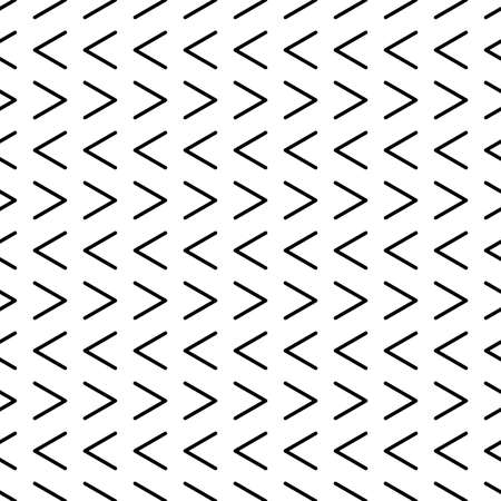 Seamless pattern with arrows motif. Minimalist abstract background. Simple modern print with pointers. Vector eps10 向量圖像