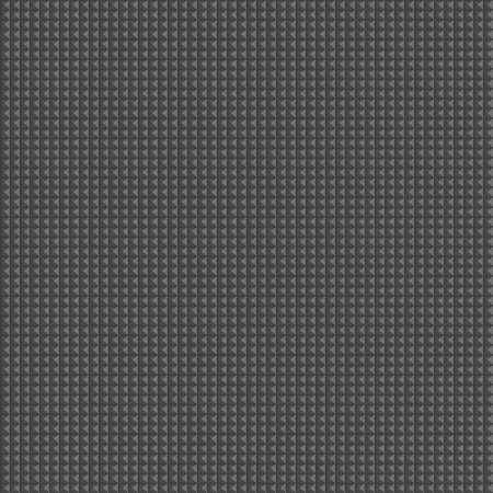 Seamless texture subtle pattern plastic surface dark black background. Contemporary swatch simple modern style. Vector illustration web internet design elements in eps10