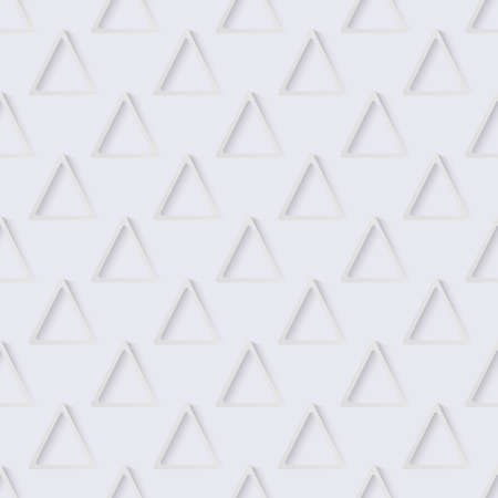 White 3D abstract background.