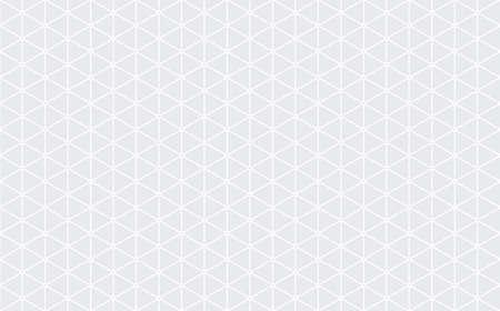 Abstract light gray gradation honeycomb hexagon circle seamless pattern. 向量圖像
