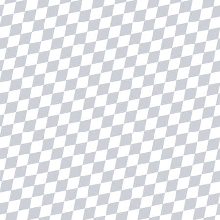 White seamless texture. Cool wallpaper. Vector background. Checkerboard Squares. 向量圖像