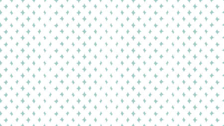 Seamless dotted doodle rhombus minimal pattern