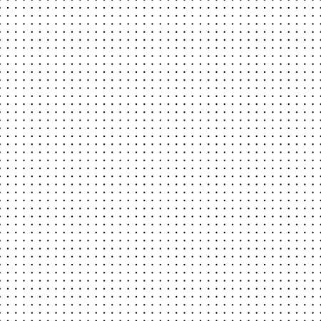 Seamless polka dot pattern. Simple background Ilustrace