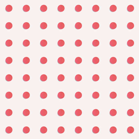 Watercolor dot seamless pattern. Trend 2021. Popular style. Vector