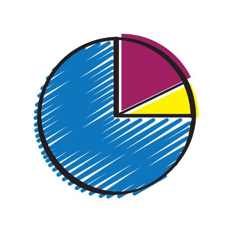tabulation: Illustration of a pie chart Illustration