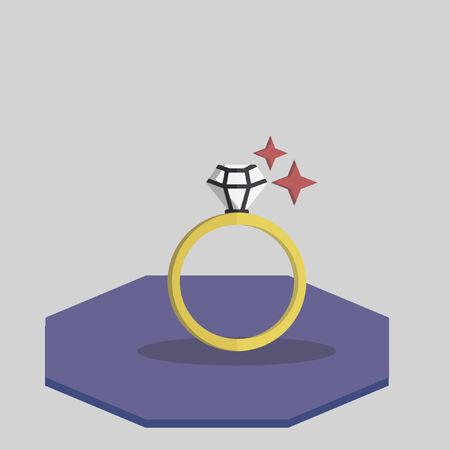 Illustration of a ring
