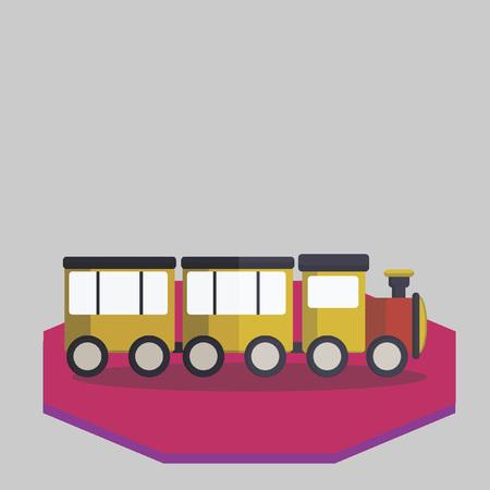 Illustration of a train
