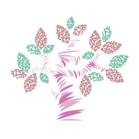 Illustratie van een boom
