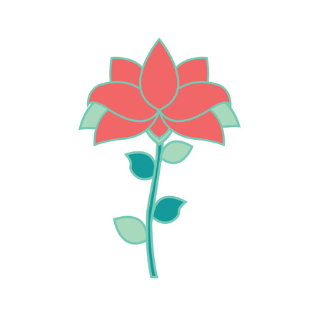 Illustration of a flower Çizim