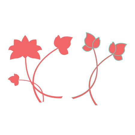 Illustration of flowers