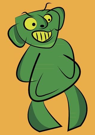 ogre: Green ogre
