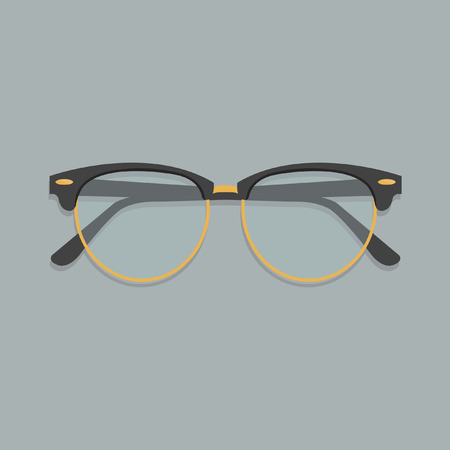 shortsighted: Spectacles Illustration