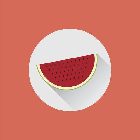sliced: Sand�a en rodajas en un plato