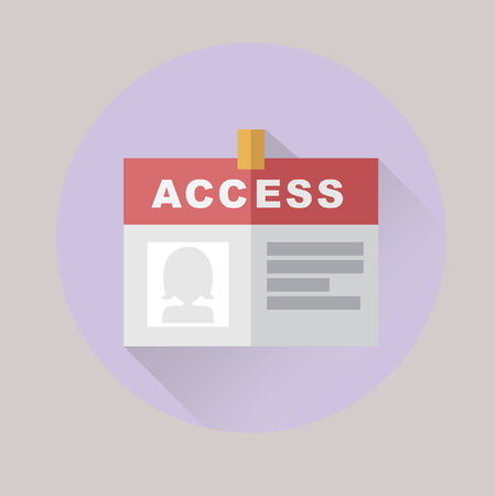 access card: Access card