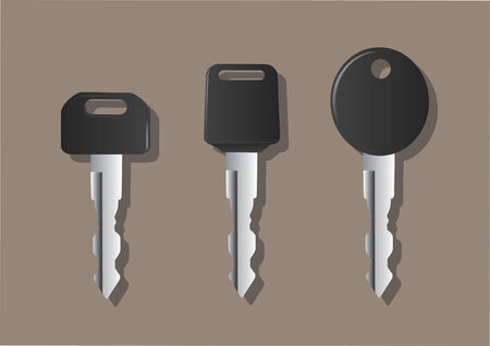 Vector of keys