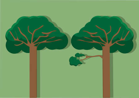 Vector of trees