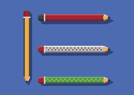 Vector of pencils