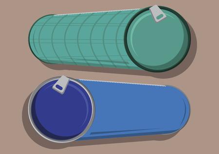 case: Vector of pencil case