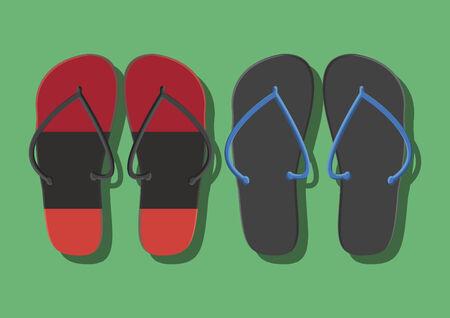 flops: Vector of flip flops