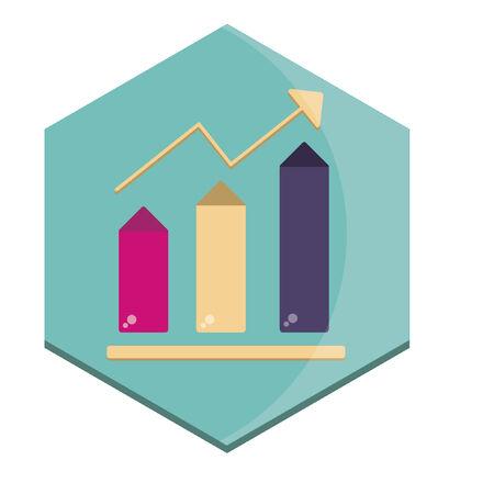 Illustration of bar chart