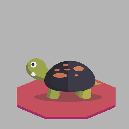 亀のベクトル