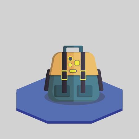 knapsack: Vector of knapsack