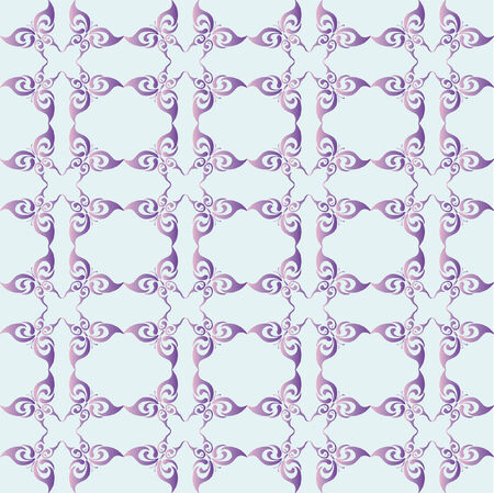 Abstract repeating pattern Vector