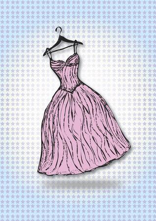 evening: Evening dress