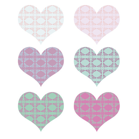 psychedelia: Heart shapes