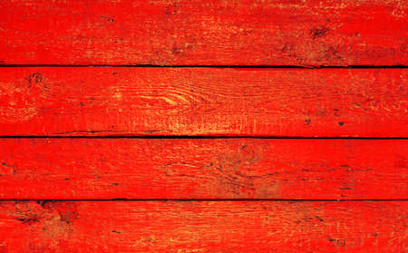 old red barn: Old, red grunge wood vertical panels on a rustic barn
