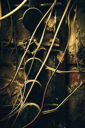 switchboard: Electric switchboard