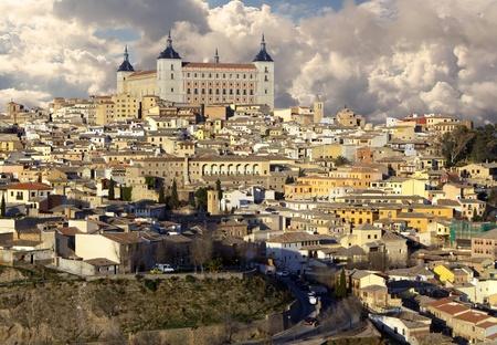 alcazar: The Alcazar, Toledo, Spain