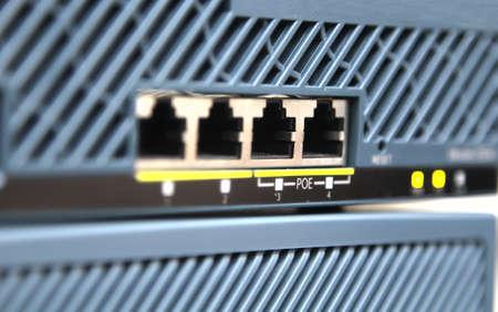 network switch: network switch