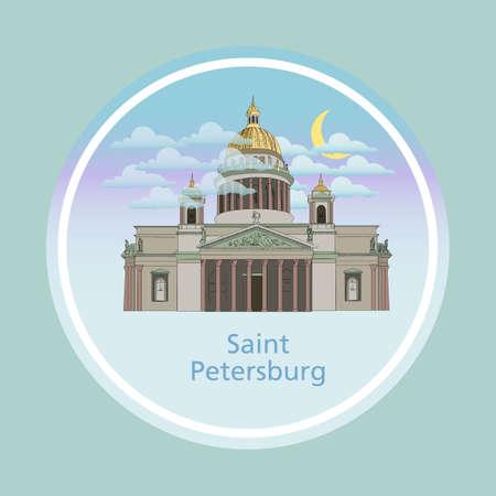 Russia. Vector. Silhouette. Icon. Sign