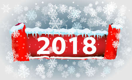 2018 New Year on ice