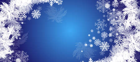 Frost, christmas, winter holiday background element. can be used for a Christmas sale or a New Years leaflet.