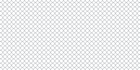 vector background of diamond shaped metal fence mesh