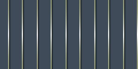 luxury vector background with vertical stripes in the form of curtains