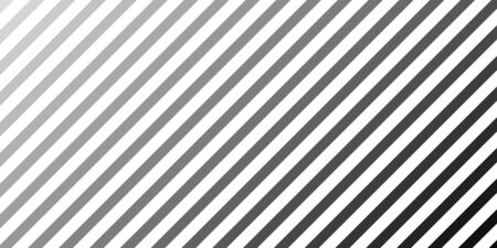 vector background with disappearing monochrome diagonal stripes