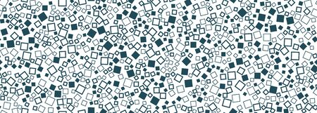 vector background consists of squares of different types