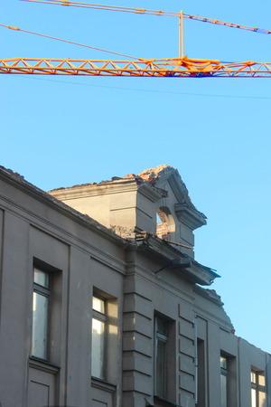 Reconstruction photo