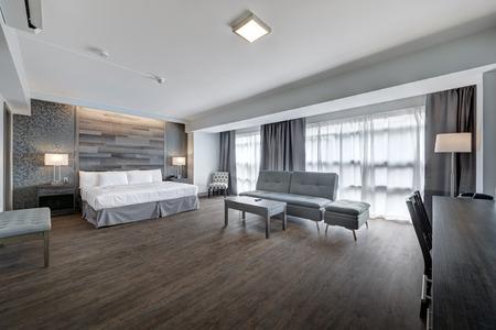 Hotel room, scandinavian style