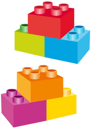 toy block: blocks