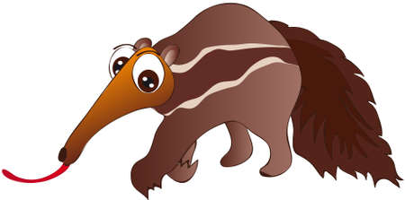 anthill: ant-eater