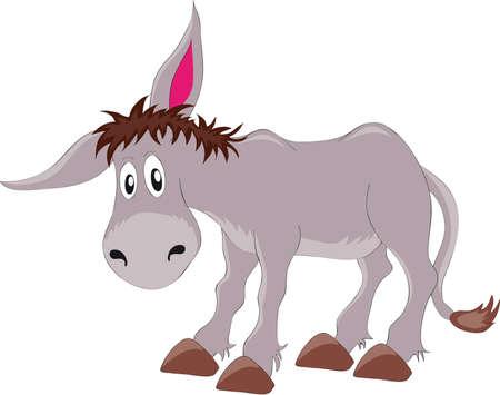 donkey Stock Vector - 8314017