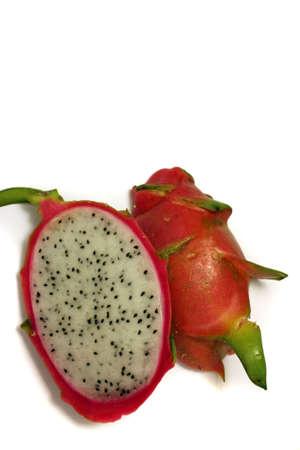 白の Dragonfruit。